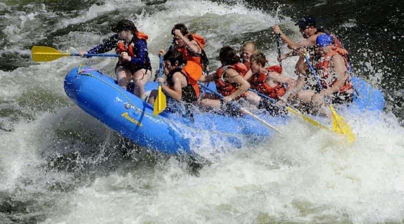river rafting - things to do in manali