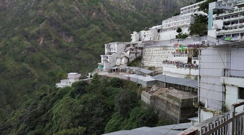 vaishno devi temple - bhawan