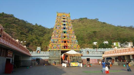Kanaka Durga Temple, Vijayawada, Andhra Pradesh