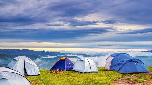 camping - activities to do in manali